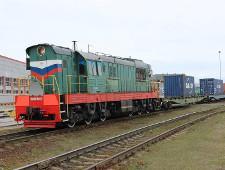 Новый регулярный ускоренный поезд «Первый Контейнерный Экспресс» связал Санкт-Петербург и Москву - ТЭК Авелана Логистик