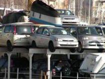 Финансовый кризис не остановил импорт автомобилей - Новости таможни - TKS.RU
