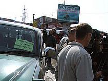Около 200 калининградских автоперегонщиков пикетируют таможню - Новости таможни - TKS.RU