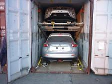 Рост перевозки автомобилей в контейнерах за 2 месяца 2017-го увеличился в 1,6 раза - Логистика - TKS.RU