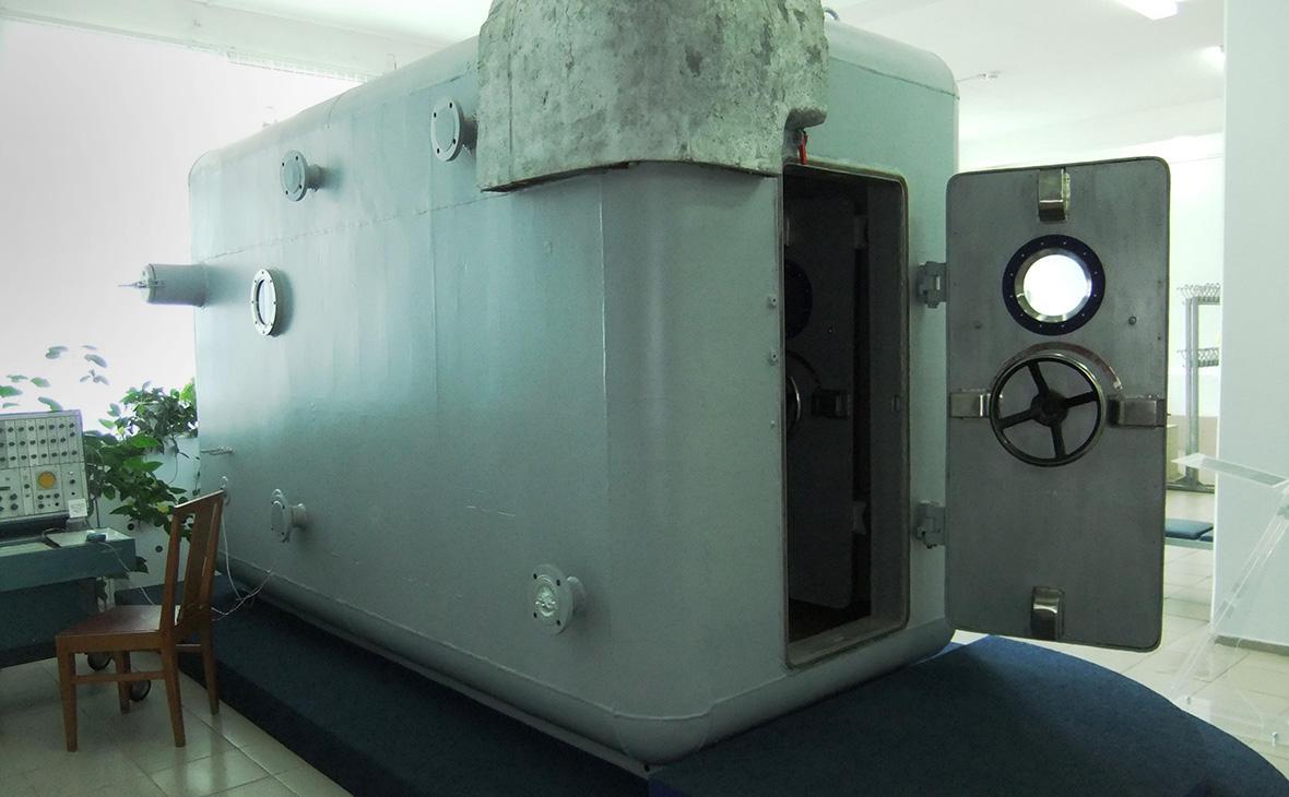 Из московского музея украли барокамеру для тренировки космонавтов - Экономика и общество