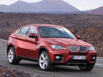 BMW X6 попали под арест - Криминал