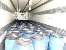 Таможенники Таганрога перехватили фуру с хлороформом - Криминал