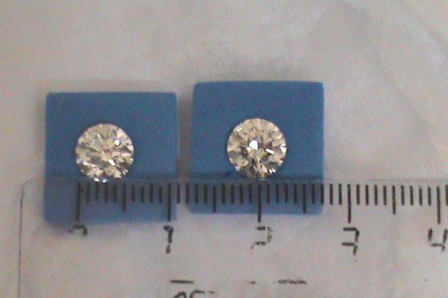 Контрабанду бриллиантов стоимостью 1,2 млн рублей пресекли сотрудники Дальневосточной оперативной таможни - Криминал