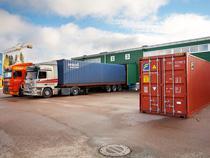 Контейнерные порты Украины по итогам года снизили перевалку почти на треть - Логистика - TKS.RU
