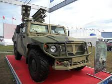 Бахрейн заинтересован в импорте российских бронеавтомобилей Тигр