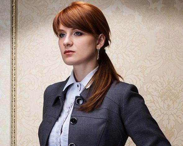 Марии Бутиной предъявили обвинения по двум статьям