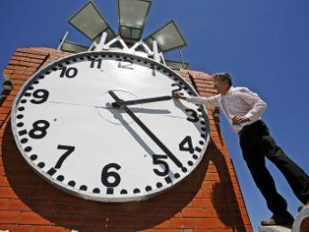 Волгоградская область попросила опереходе вдругой часовой пояс