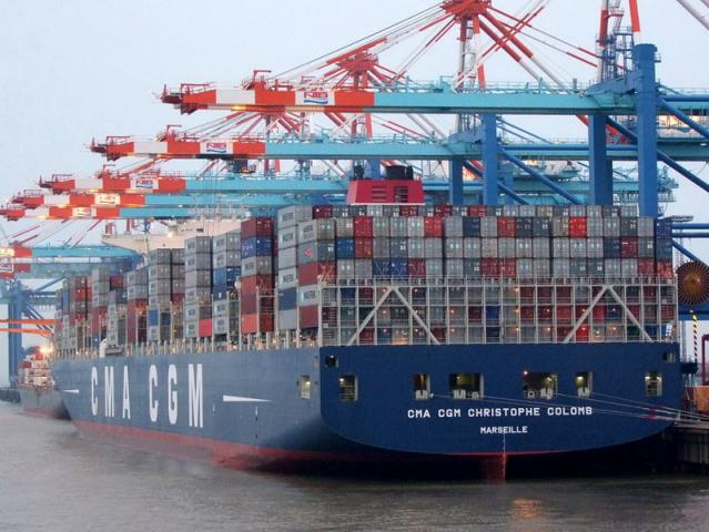 Грузооборот порта Роттердам в 2015 году вырос на 4,9% - Логистика - TKS.RU
