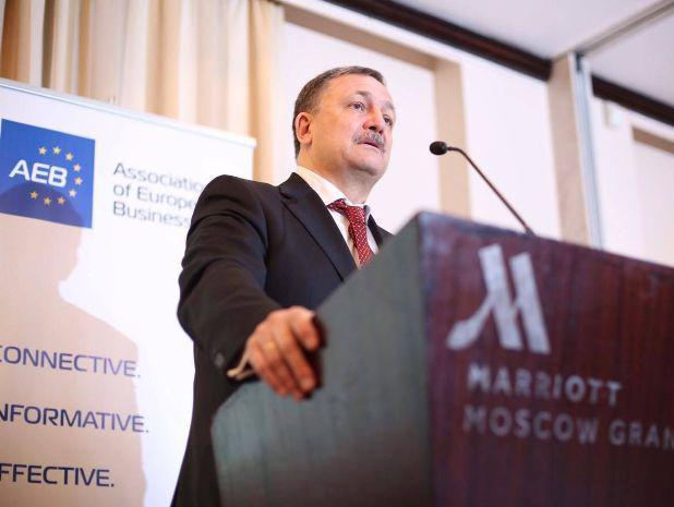 Руслан Давыдов принял участие в конференции Ассоциации европейского бизнеса - Новости таможни - TKS.RU
