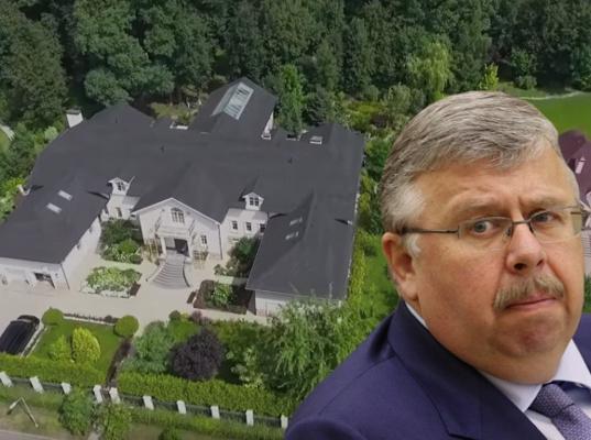 Дом таможенника Бельянинова ограбил сын портнихи Пугачевой