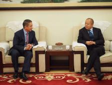 ЕЭК и КНР развивают сотрудничество в сфере конкурентной политики и антимонопольного регулирования