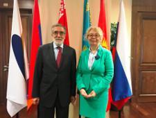 Татьяна Валовая: «Диалог с Чили стал широкоформатным и набирает новую динамик»