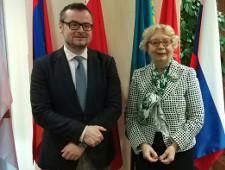 Татьяна Валовая: «Сотрудничество с ЕАЭС открывает новые возможности для люксембургского бизнеса» - Новости таможни - TKS.RU