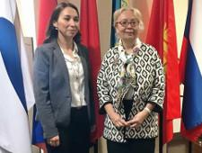 Татьяна Валовая наметила приоритетные направления сотрудничества между ЕАЭС и Чили на ближайшую перспективу