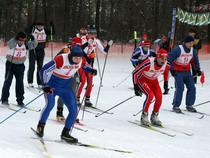 В Кемерове завершился региональный Чемпионат по лыжным гонкам среди таможенников Сибири - Новости таможни - TKS.RU
