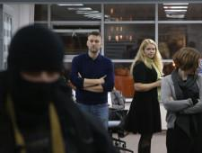 В офисе ФБК начались следственные действия, сотрудники задержаны