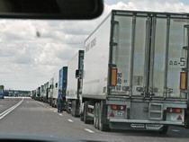 На латвийско-российской границе стоят полторы тысячи грузовиков - Новости таможни - TKS.RU