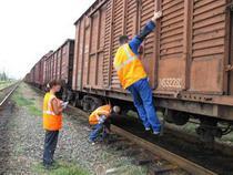АО «ФГК» увеличило перевозки строительных грузов на платформах