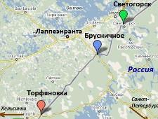 Выборгская таможня: новогодняя статистика - Новости таможни - TKS.RU