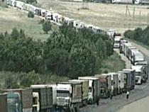 На латвийско-российской границе скопилась очередь из 540 фур - Новости таможни - TKS.RU