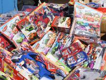 С начала года уральские таможенники задержали более 20 тысяч единиц контрафактной продукции