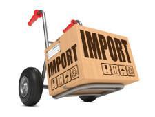 Импорт России товаров из стран дальнего зарубежья в октябре 2017 года - Новости таможни