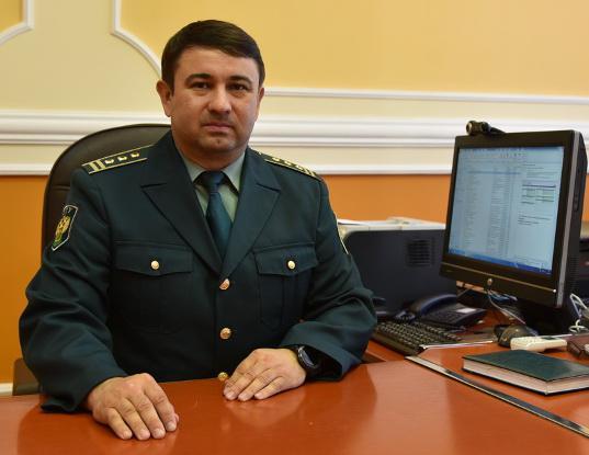 Назначен начальник Нижнекамского таможенного поста Татарстанской таможни