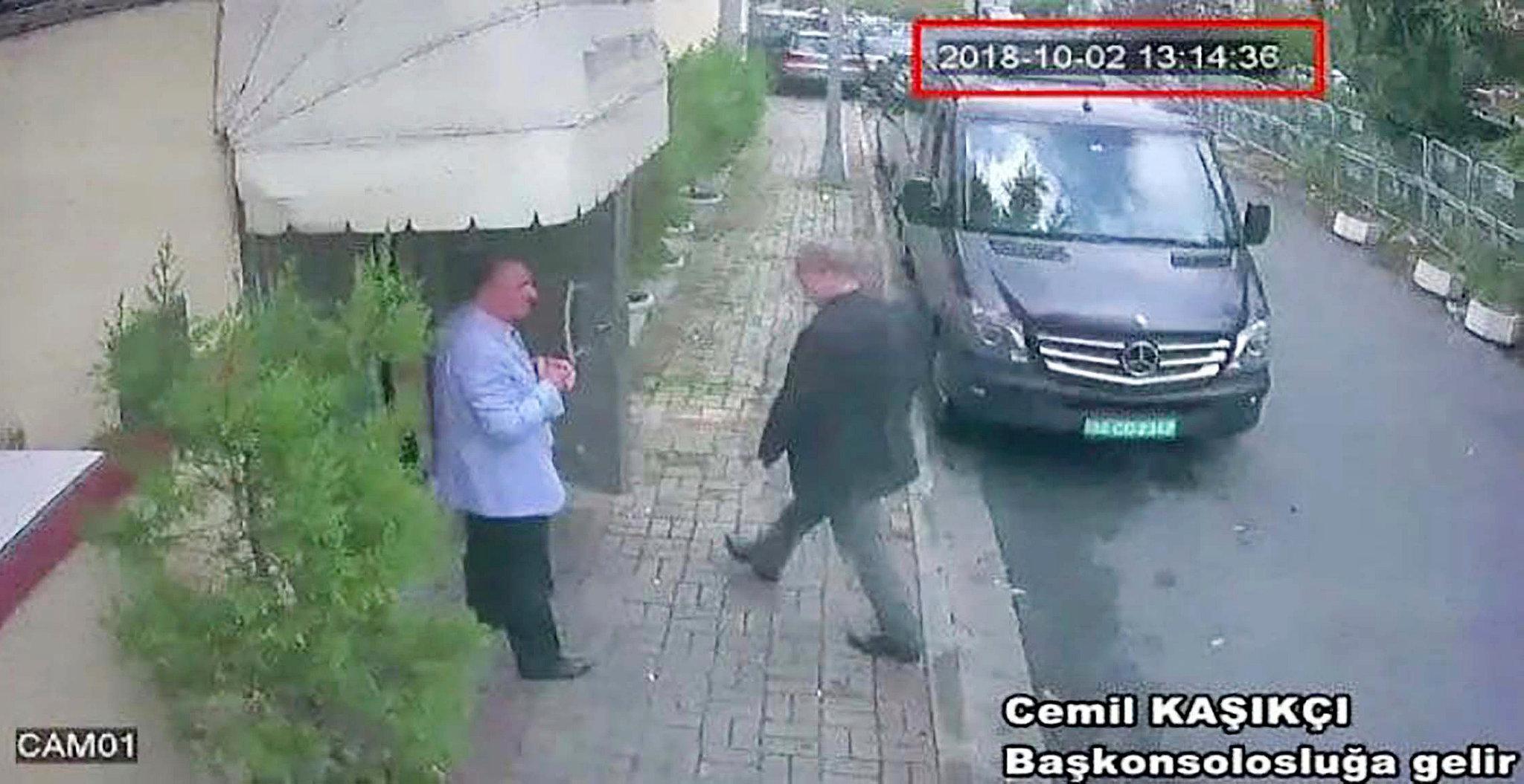 Журналиста Джамаля Хашкаджи убили в консульстве Саудовской Аравии, а его тело расчленили пилой - Экономика и общество