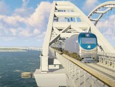 Арки Крымского моста воссозданы в максимально точной 3D-модели - Логистика - TKS.RU