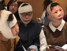 Три китаянки застряли в южнокорейском аэропорту после пластики лица - Обзор прессы - TKS.RU