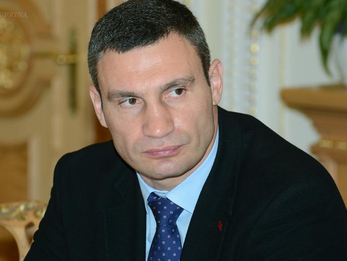 Действующее правительство Украины отказалось рассматривать увольнение Владимира Кличко - Экономика и общество