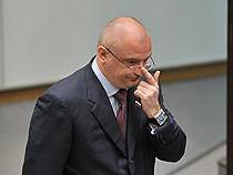 Автор резонансных законов Андрей Клишас за год в четыре раза увеличил доходы - Экономика и общество