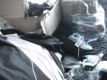 Задержана крупная партия контрабандной одежды - Криминал - TKS.RU