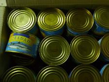 Рыбные консервы из Казахстана задержали на границе