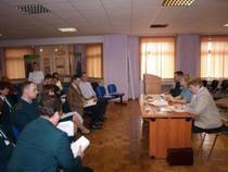 В Тывинской таможне прошло заседание Консультативного совета - Новости таможни - TKS.RU