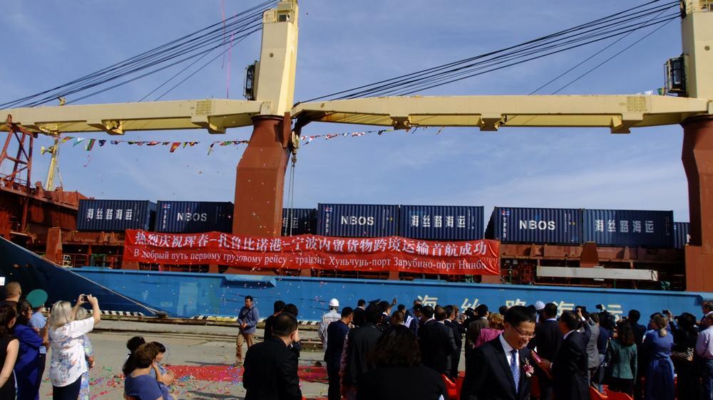 200 контейнеров с зерном кукурузы будут отправлены Владивостокской таможней по новому маршруту в рамках МТК «Приморье-2»