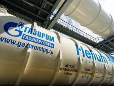 Немецкая Linde подписала с Газпром экспортом соглашение о покупке гелия - Новости таможни