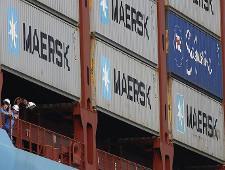 Maersk восстановился после кибер-атаки - Логистика