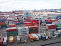 Контейнерооборот портов РФ снижается - Логистика