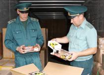 14 партий контрафактных товаров обнаружила Себежская таможня в этом году - TKS.RU