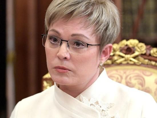 Глава Мурманской области Марина Ковтун подала в отставку