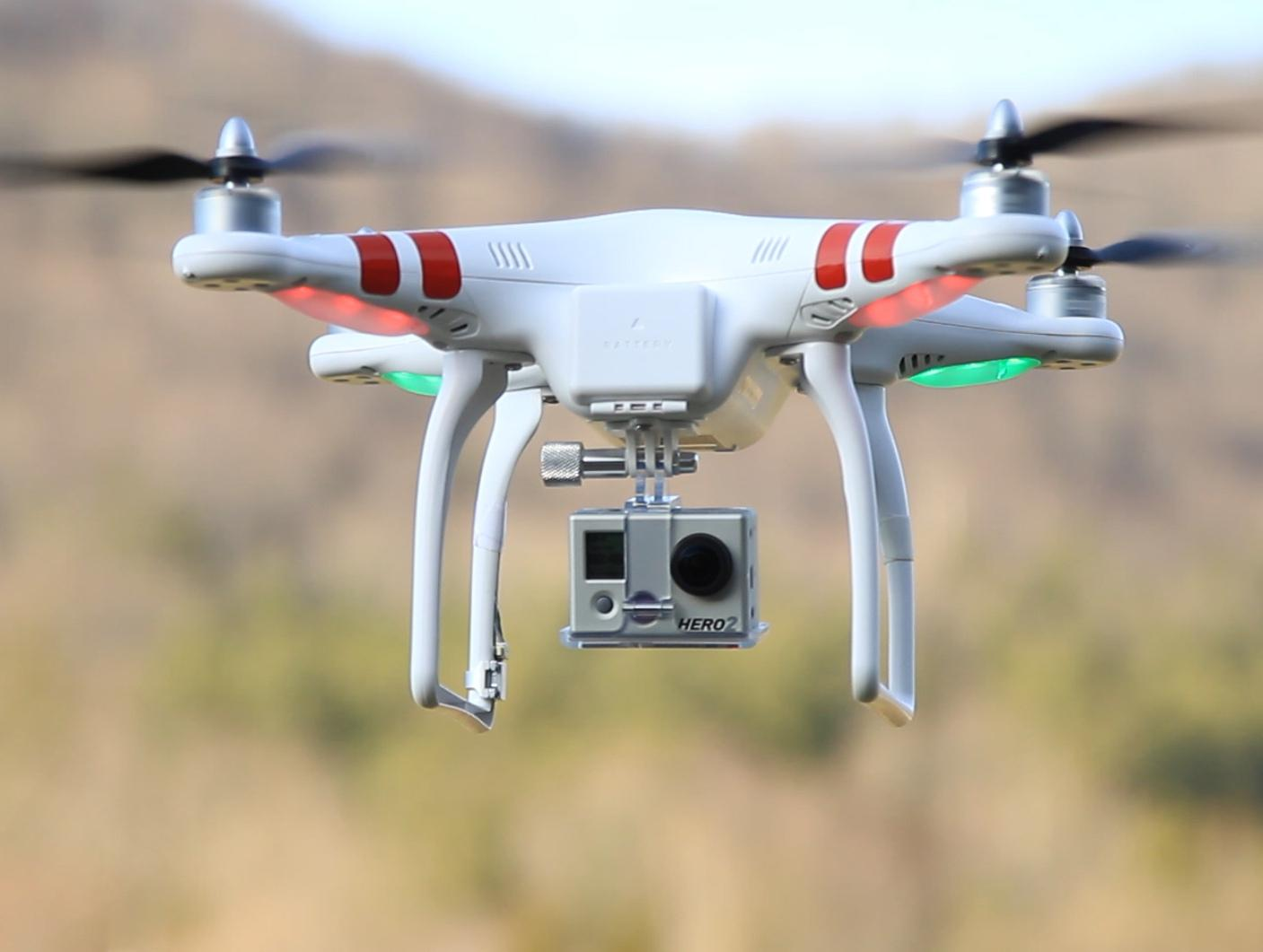Квадрокоптер пересек границу рф купить dji phantom vision