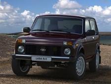 Российский автоэкспорт два месяца подряд возглавляет Lada 4x4