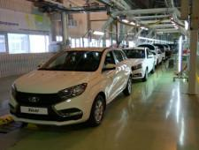 «АвтоВАЗ» запустил новое производство автомобилей LADA в Казахстане