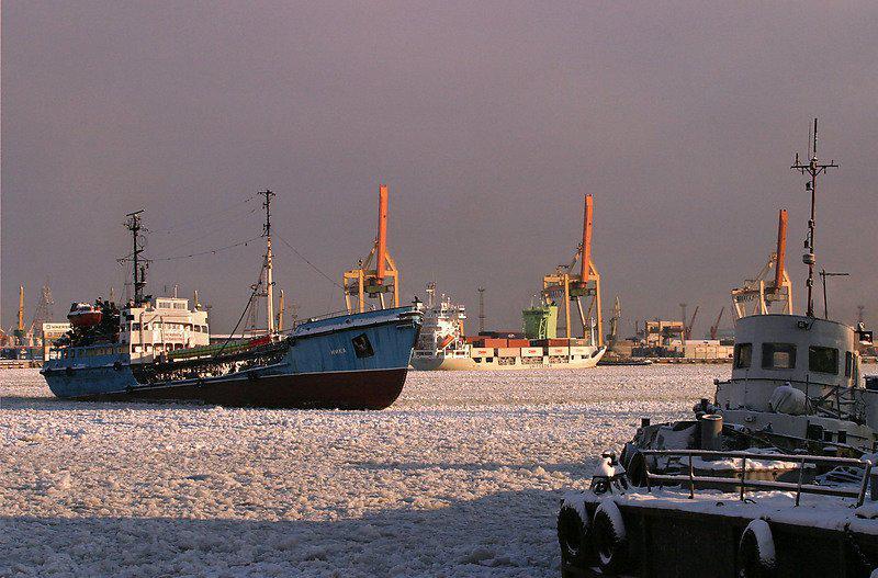 Ленобласть анонсировала многомиллиардный портовый проект