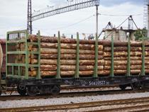 На Дальнем Востоке перевозка леса по железной дороге выросла на 8% - Логистика
