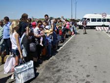 ФСБ: Украина организовала вербовочные пункты на границе с Крымом