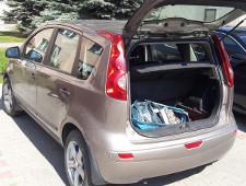 В машине Минздрава Литвы обнаружили контрабандную партию сигарет - Обзор прессы - TKS.RU