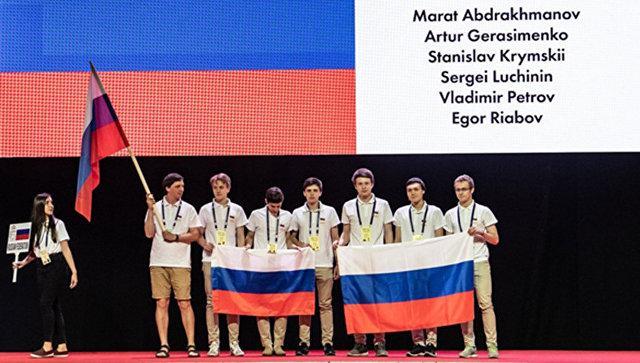 Школьники из России взяли пять золотых медалей Международной матолимпиады